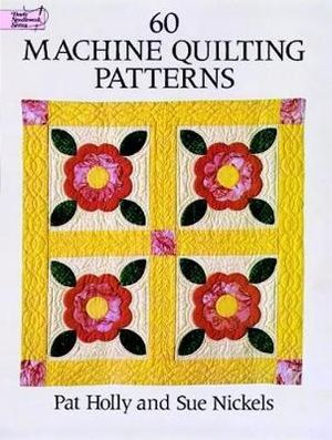 60 Machine Quilting Patterns - Pat Holly
