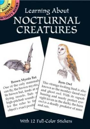 Learning About Nocturnal Creatures - Sy Barlowe