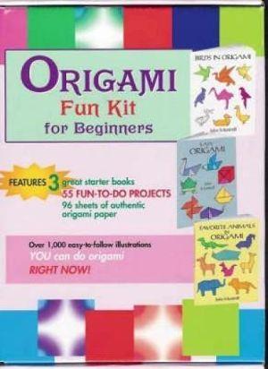 Origami Fun Kit for Beginners :