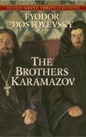 The Brothers Karamazov : Dover Thrift Editions - Fyodor Dostoyevsky