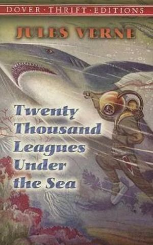 Twenty Thousand Leagues Under the Sea : Dover Thrift Editions - Jules Verne