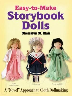 Easy to make storybook dolls a Build storybook
