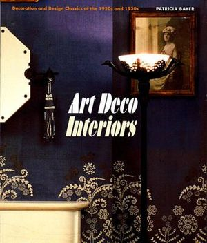 Booktopia art deco interiors decoration and design for Interior design challenge art deco