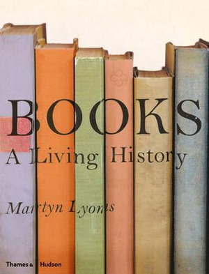 Books : A Living History - Martyn Lyons