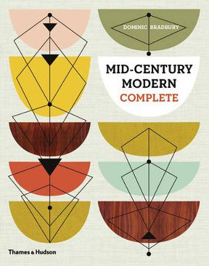 Booktopia mid century modern complete by dominic for Mid century online