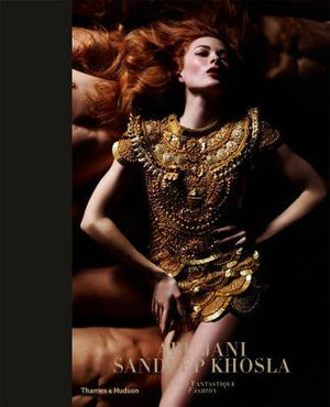 India Fantastique : Fashion Volume 1 - Abu Jani