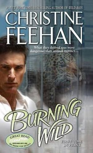 Burning Wild : Leopard People Series : Book 3 - Christine Feehan