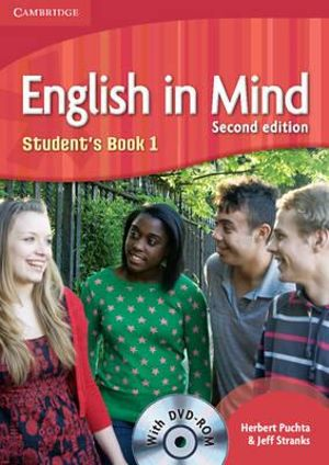 English in Mind Starter Level Student's Book with DVD-ROM Herbert Puchta and Jeff Stranks