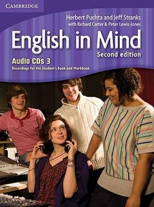 English in Mind Level 3 Audio CDs (3) : Level 3 - Herbert Puchta