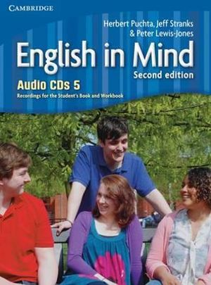 English in Mind Level 5 Audio CDs (4) - Herbert Puchta
