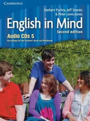 English in Mind Level 5 Audio CDs (4) - Herbert Puchta