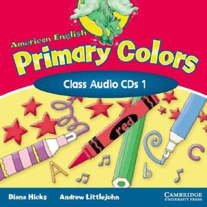 American English Primary Colors 1 Class CD - Diana Hicks