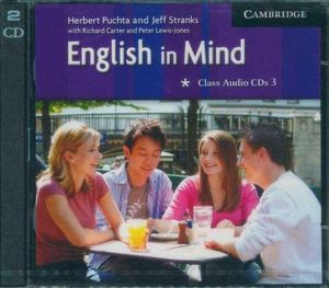 English in Mind : Class Audio CDs 3 - Herbert Puchta