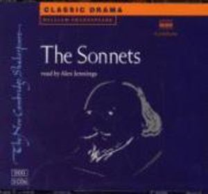 The Sonnets 3 Audio CD Set : Unabridged - William Shakespeare