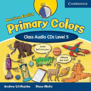 American English Primary Colors 5 Class Audio CDs : Level 5 - Diana Hicks