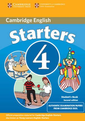 Cambridge Movers 4 Student's Book (Cambridge Young Learners English Tests) Cambridge ESOL