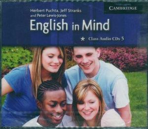 English in Mind : Class Audio CDs 5 - Herbert Puchta