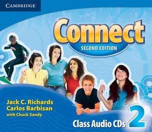 Connect Level 2 Class Audio CDs (2) : Level 2 - Jack C. Richards