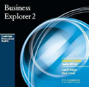 Business Explorer 2 Audio CD - Gareth Knight