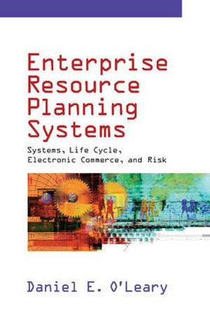 Enterprise Resource Planning Systems : Systems, Life Cycle, Electronic Commerce, and Risk - Daniel O'Leary