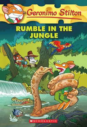 Rumble-in-the-Jungle-By-Geronimo-Stilton-NEW