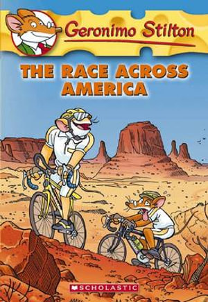 The Race Across America : Geronimo Stilton Series : Book 37 - Geronimo Stilton