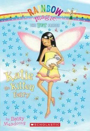 Rainbow Magic Pet Keeper Fairies Collection Daisy Meadows 7 Books Set 29 to 35