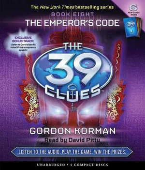 The Emperor's Code : The Emperor's Code - Audio - Gordon Korman