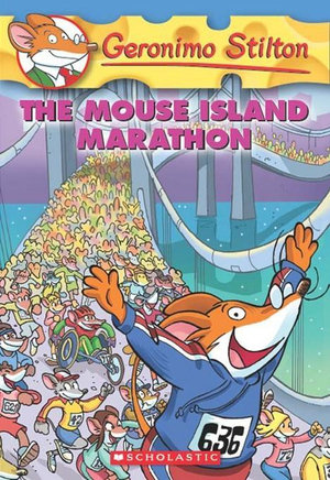 Geronimo Stilton #30 : The Mouse Island Marathon - Geronimo Stilton