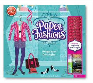 Paper Fashions : Design your own Styles : Klutz Series - Klutz