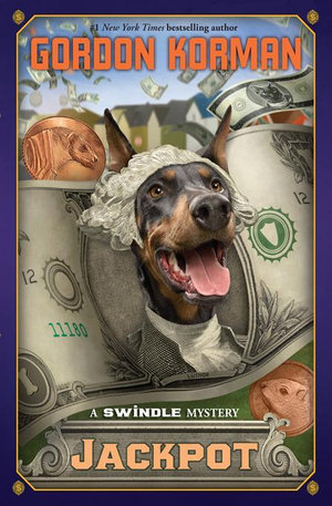 Jackpot : A Swindle Mystery - Gordon Korman