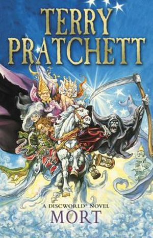 Discworld 004: Mort :  Mort - Terry Pratchett