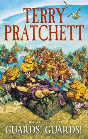 Discworld 008: Guards, Guards :  Guards, Guards - Terry Pratchett