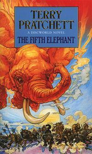 Discworld 024: Fifth Elephant, The :  Fifth Elephant, The - Terry Pratchett