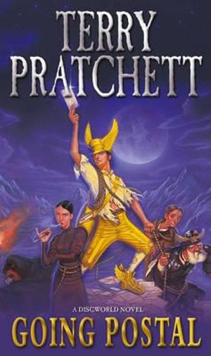 Discworld 033: Going Postal :  Going Postal - Terry Pratchett
