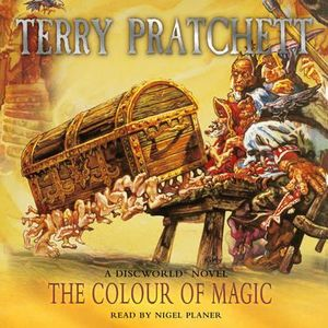 The Colour of Magic : Discworld Novel : Book 1 - Terry Pratchett