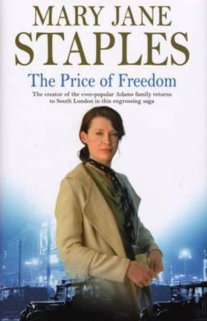 The Price Of Freedom Mary Jane Staples