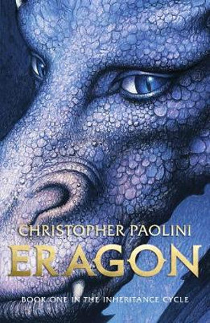book review eragon by christopher paolini Spoiler free series review of the inheritance cycle series by christopher paolini, an epic fantasy about dragons, cool magic, and awesome characters.