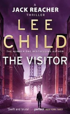The Visitor (also published as 'Running Blind') : Jack Reacher Series : Book 4 - Lee Child