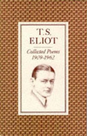 An analysis of the three divisions of ts eliots classic poems