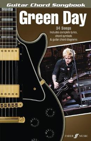 Green Day Guitar Chord Songbook - Green Day