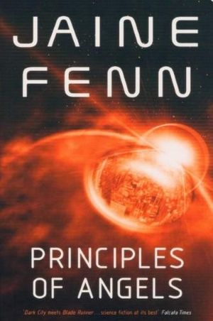Principles of Angels - Jaine Fenn