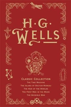 Booktopia H G Wells Classic Collection I The Time