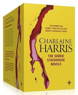 True Blood Boxed Set : Sookie Stackhouse Series : Book 1 - 10 - Charlaine Harris