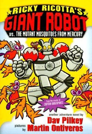 Ricky Ricotta S Mighty Robot Character
