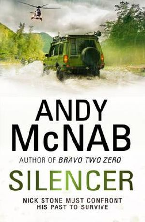 Silencer : Nick Stone : Mission 14 - Andy McNab