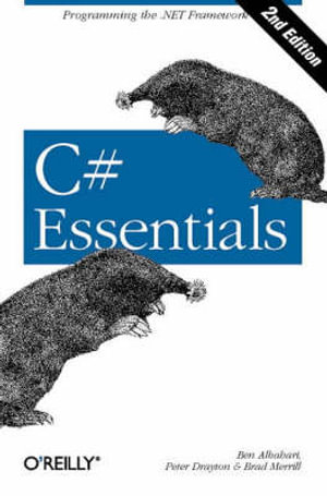 C# Essentials : COOKBOOK - Ben Albahari