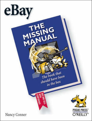 eBay : The Missing Manual - Nancy Conner