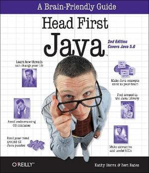 Head First Java : OREILLY SOFTWARE - Kathy Sierra