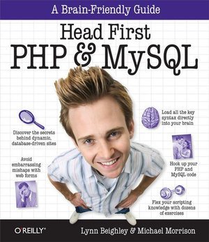 Head First PHP & MySQL - Lynn Beighley